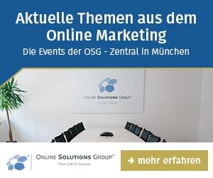 Online Marketing Events München