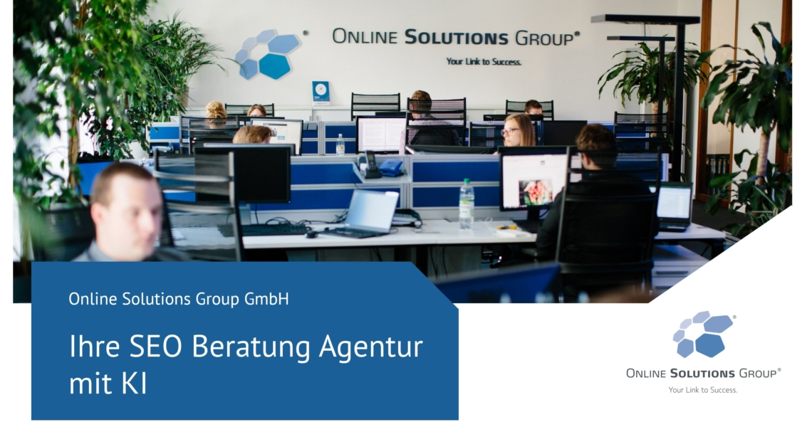 OSG SEO Beratung Agentur München