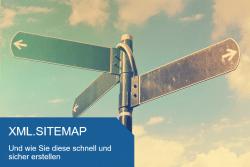 Titelbild Sitemap.XML