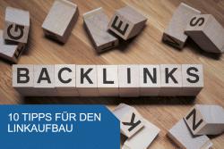 Titelbild Tippf für Backlinks