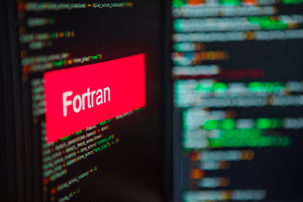 Was ist Fortran