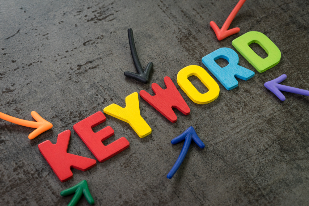 Was ist Keyword Frequency