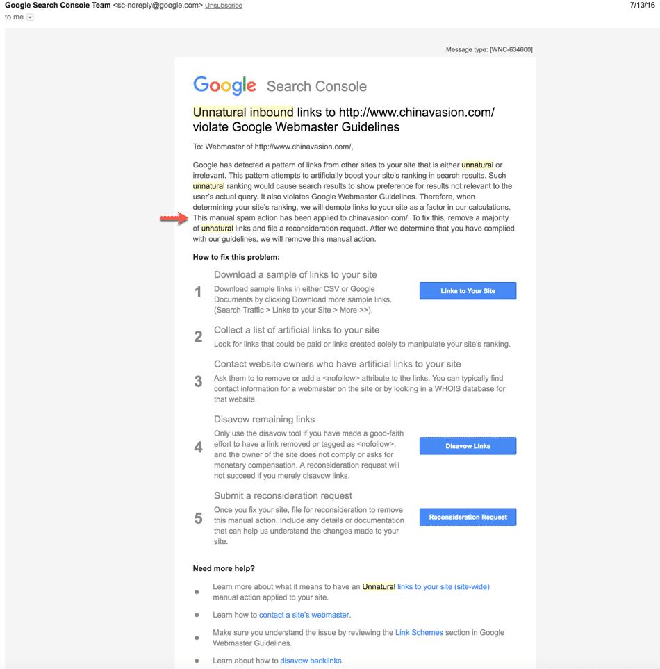 google-manual-penalty
