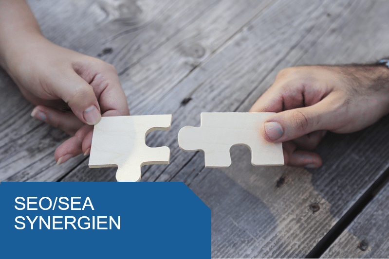 SEO SEA Synergien